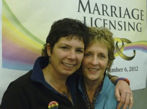 Roby & Dotti win the right to get married in WA